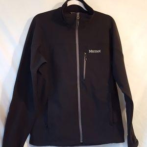 Marmot fleece lined jacket